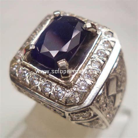 Obral Murah Batu Permata Blue Safir Sapphire Memo 5 Batu Permata Blue Sapphire 10j02 Toko Batu Akik