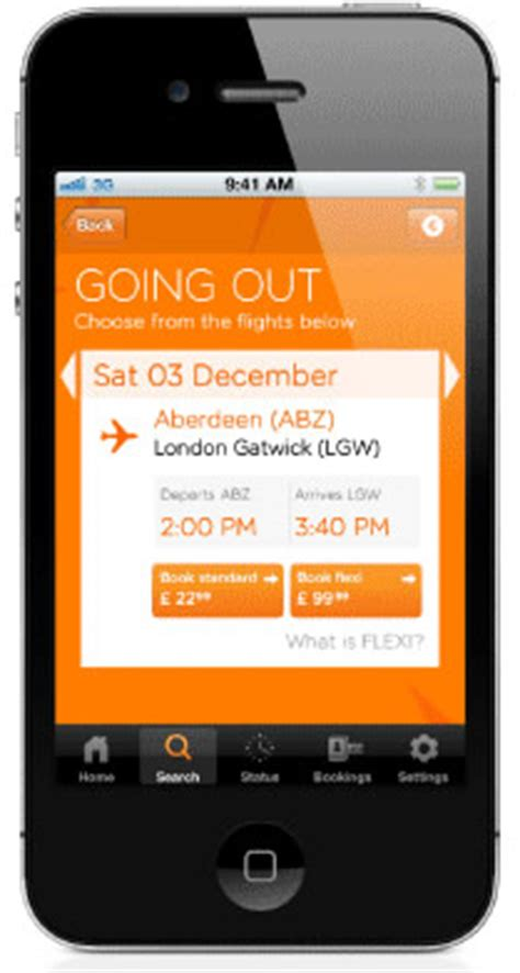 easyjet check in mobile the iphone app overview easyjet