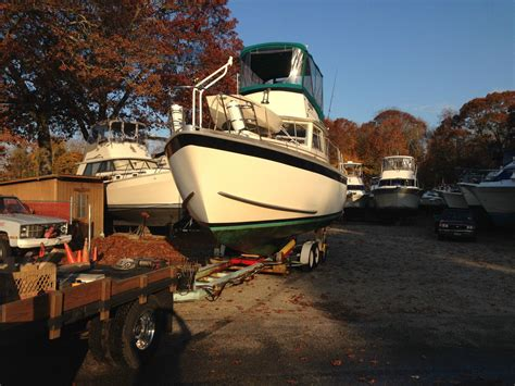 cabin boats for sale usa gulfstar aft cabin trawler boat for sale from usa