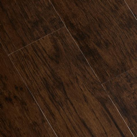 Home Legend Vinyl Plank Flooring by Home Legend Scraped Tavern Hickory 7 1 16 In X 48 In