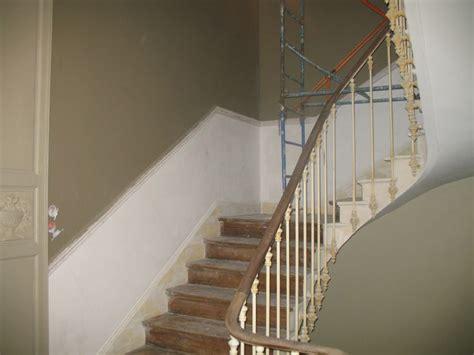 peinture mur escalier peinture antirouille