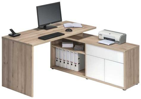 Computer Desk Beech Maja 4020 Beech Computer Desk