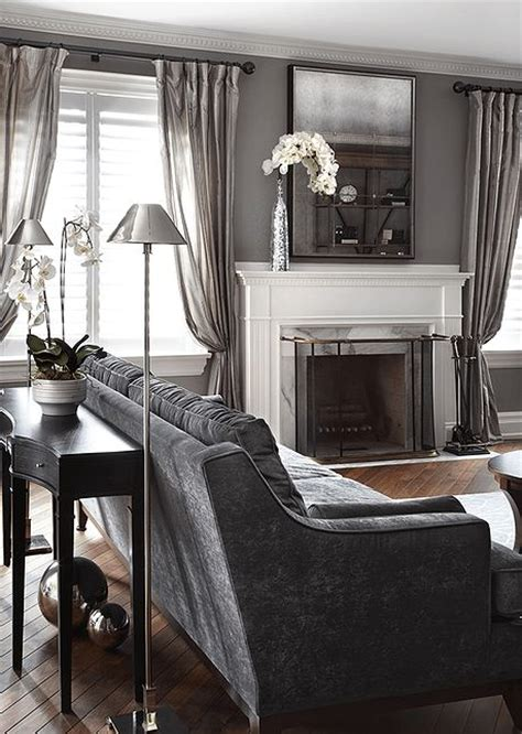 Living Room Curtain Ideas Grey Sofa 25 Best Ideas About Gray Living Rooms On Gray
