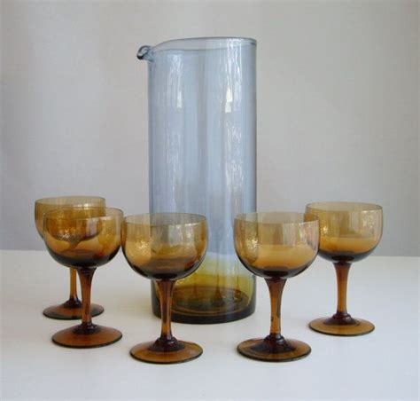 mid century modern barware vintage mid century modern barware cocktail glasses and