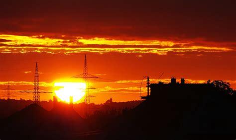 in citt sunset in the city pentaxforums