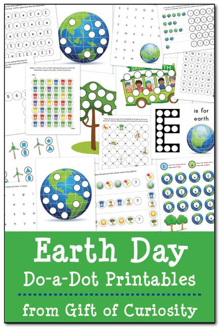 dot to dot printables earth day earth day do a dot printables gift of curiosity