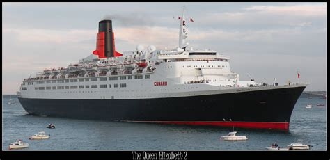 queen elizabeth ii ship the queen elizabeth 2 by yunners on deviantart