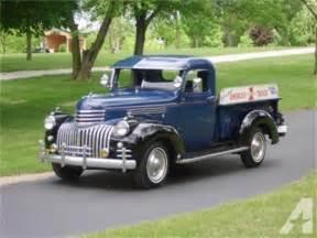 1946 Chevrolet Truck For Sale 1946 Chevrolet Truck For Sale In Volo Illinois Classified