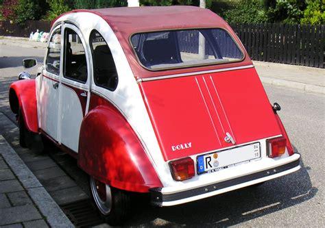 Ente Auto Dolly by Citro 235 N 2cv