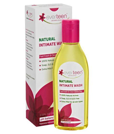 Fresh Lavender For Detox by Everteen Feminine Hygiene Wash Intimate Cleansing Liquid