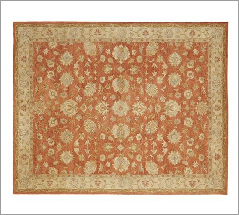 Sale Brand New Pottery Barn Dee Persian Style Woolen Area Pottery Barn Rugs