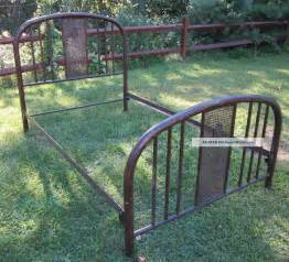 fresh cool antique iron bed frame los angeles 19753