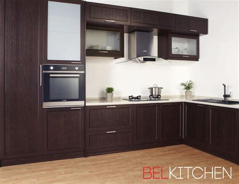 Aluminium Kitchen Cabinet Aluminium Kitchen Like Wood
