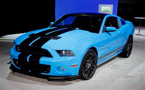 ford mustang 2013 shelby gt500 look 2013 ford shelby gt500 and 2013 mustang lineup