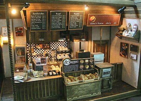 Bakery Cafe Miniature Bakery Pinterest