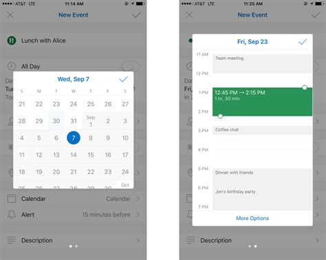Calendar Update Android Introducing Outlook S New And Improved Calendar On Ios And