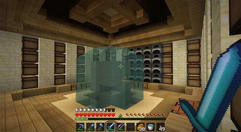 minecraft chest room maelstrom s technicraft may 2012