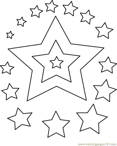 coloring pages stars coloring education gt shapes free