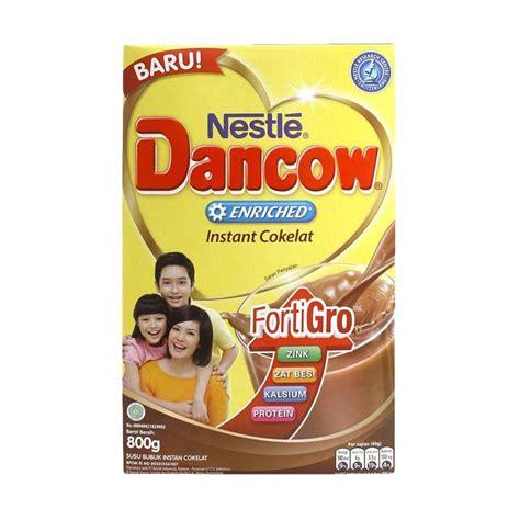 Dancow Excelnutri jual nestle dancow instant fortigro excelnutri coklat
