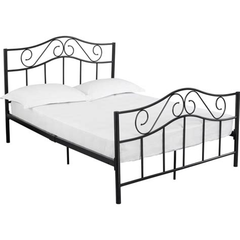 black metal bedroom furniture zeta black metal bed contemporary bedroom furniture