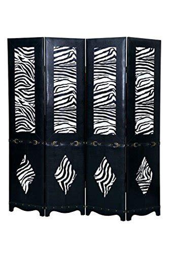 Zebra Room Divider Beautiful Zebra Decor Ideas For Your Home