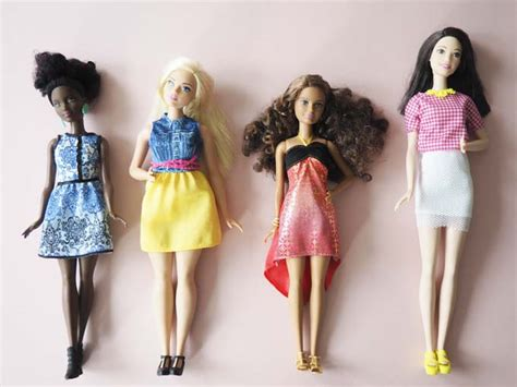 design doll height first look at barbie s new body shapes not another mummy