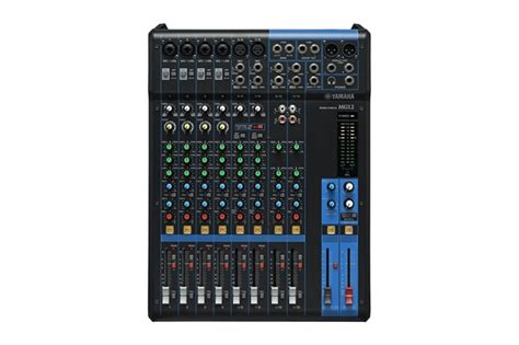 Mixer Yamaha Mg 32 Channel yamaha mg12 12 channel analog mixer heid