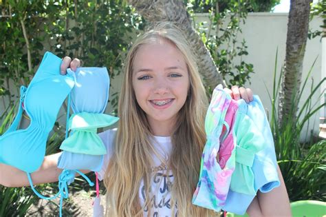 young girls swimwear age 13 bathing suit collection ft misskl youtube