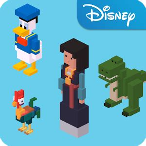 Karpet Karakter Tobot disney crossy road android apps on play