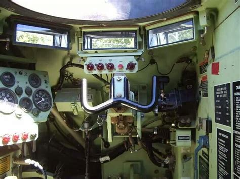 armored vehicles inside interior m113 exercito military modeling vietnam