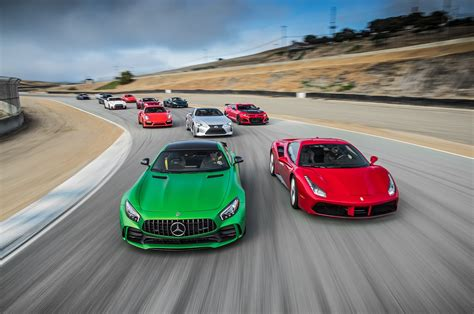 best drivers welcome to the 2017 motor trend best driver s car week