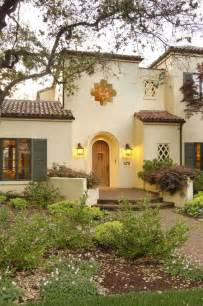 Spanish Style Home by Spanish Mediterranean Spanish Style Homes Pinterest