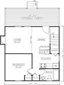 24x24 cabin floor plans with loft free pdf