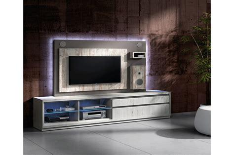 meuble tv design avec enceintes int 233 gr 233 es nora k45 cbc