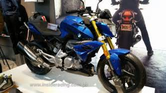 bmw motorcycle philippines look bmw g310r inside racing recording