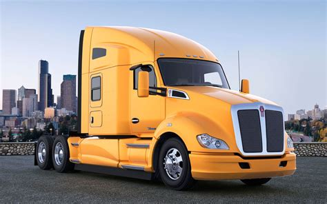 new truck kenworth kenworth introduces new high efficiency t680 heavy duty