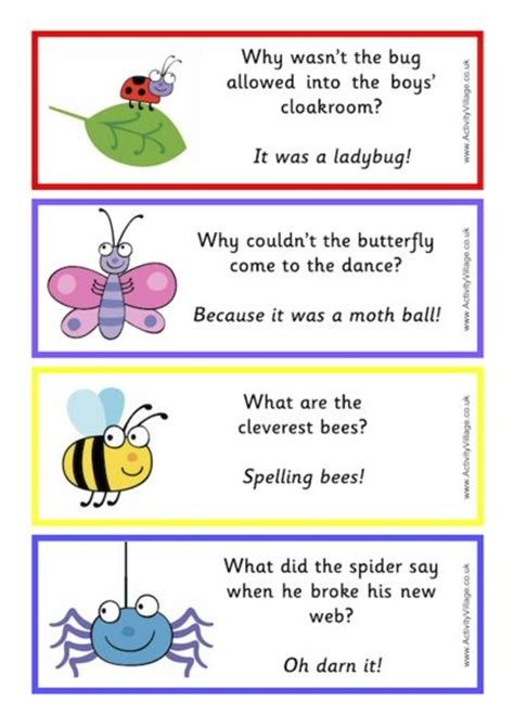printable science jokes 128 best bug humor images on pinterest