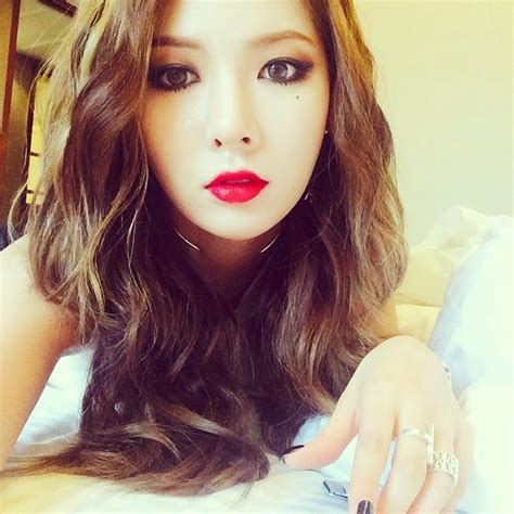 4minute is bold and sexy for quot cosmopolitan quot 25 best ideas about hyuna hair on pinterest hyuna kim