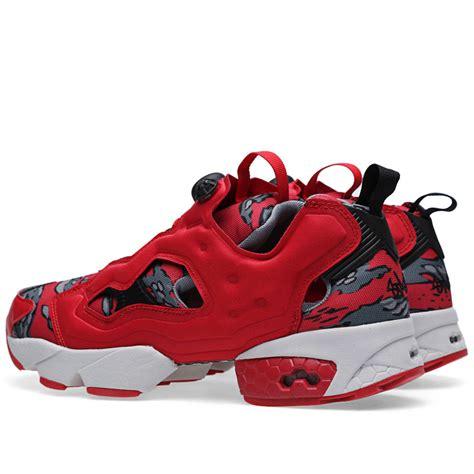 Restock Sneakers Import reebok x stash instapump fury excellent