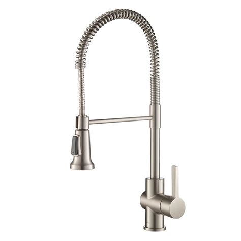 kraus kitchen faucet kraus stainless steel pull down faucet pull down