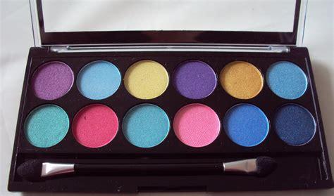 Harga Inez Professional Eyeshadow mua professional eyeshadow palette pop tastic madame