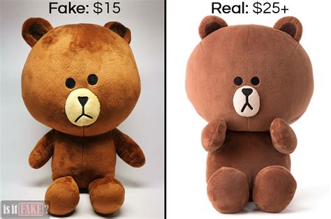 Line Friends Brown is it 187 plushie line friends brown china