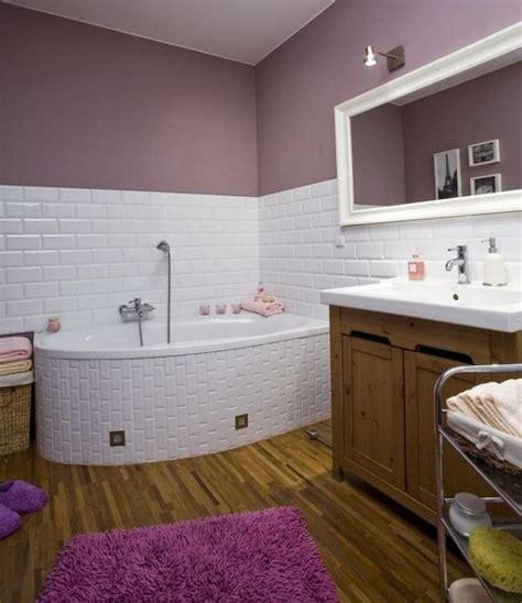 weiße taube farbe farbe badezimmer streichen flieder lila wei 223 e fliesen