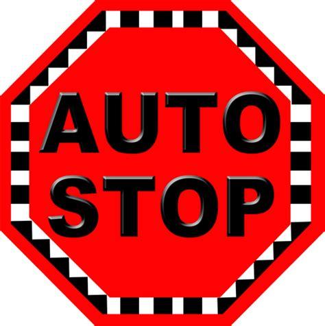 how to a to stop auto stop pr auto stop pr