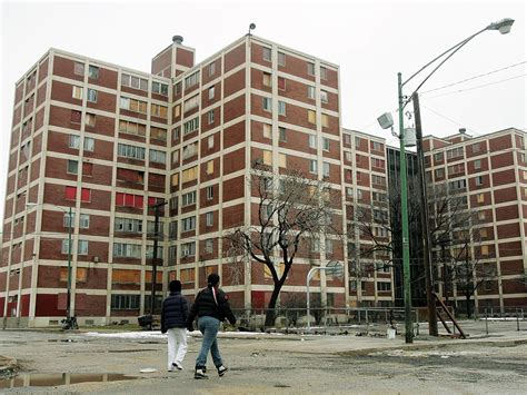 south side chicago housing projects long goodbye for infamous public housing complex npr