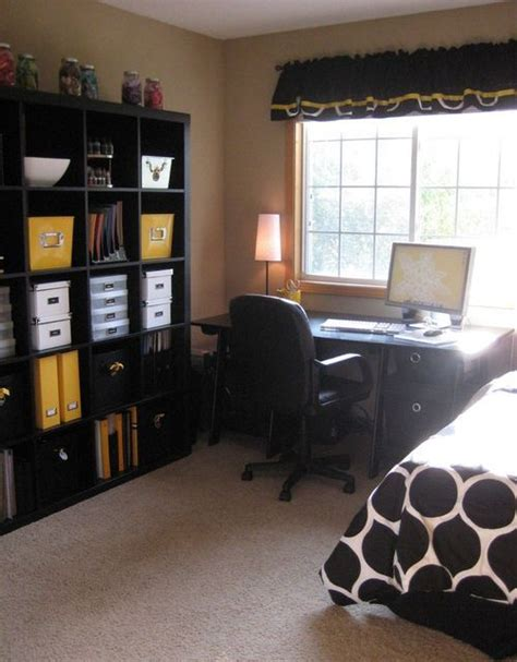 spare bedroom office ideas 25 best ideas about office guest bedrooms on pinterest