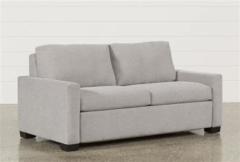 living spaces sofa sleeper mackenzie silverpine queen sofa sleeper living spaces