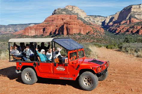 best jeep tours in sedona sedona offroad adventures