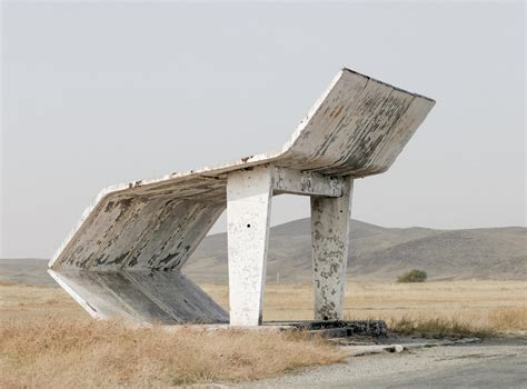 soviet bus stops 12 oddly experimental soviet bus stops the independent