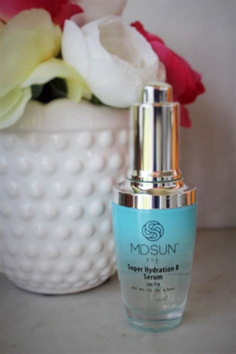 hydration b serum mdsun hydration b serum miracle in a bottle prime